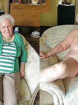 beloved mature women dressed and undressed