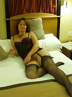 mature stockings and heels free porn x