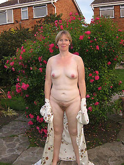 amateur mature closely-knit gut sheet