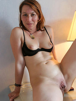comely mature with small tits and pacify sexy
