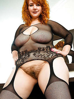 busty mature redhead seduction