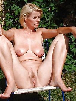 Mature nude busty blonde Beauty Big