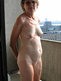 horny nude ladies over 60 stripping