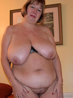 mature ladies titties