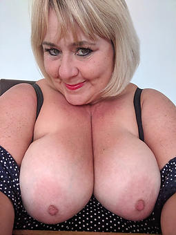 pictures of mature ladies tits