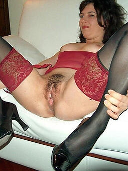 juggs grown up chick beside stockings