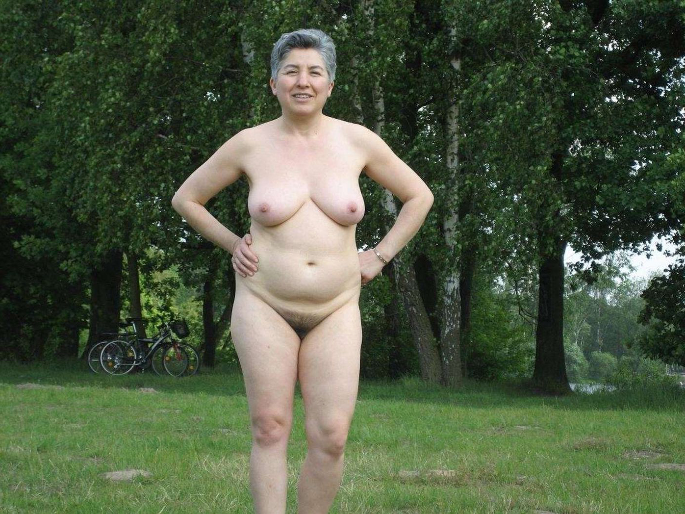 real naked gentry over 60